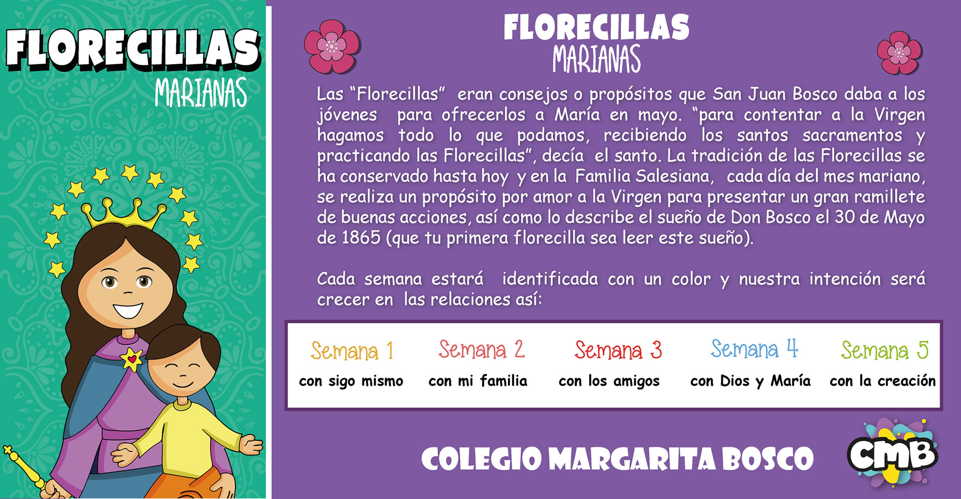 florecillas introduccion